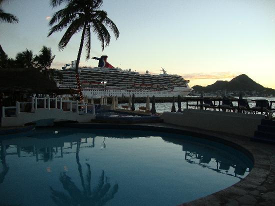 Marina Puerto Dorado Hotel: Vista general