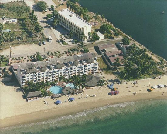 Marina Puerto Dorado Hotel : Foto Aerea