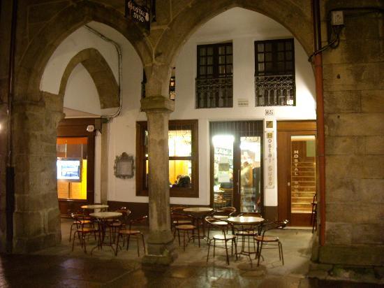 Hostal Suso: entre Porta Faxeira & Porta Santa, PORTaMIGA