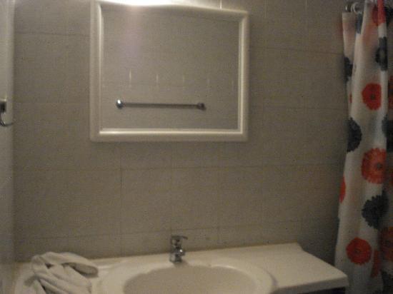 Hotel Elite: bathroom