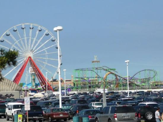 Trimper's Rides and Amusement Park: Trimper's Amusements on the Ocean City Pier