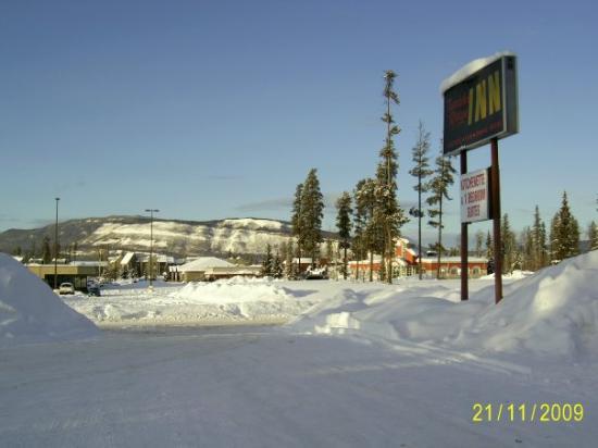 Tumbler Ridge Bc Hotels