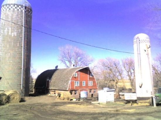 "Edgerton, MN: the ""old"" Griffin farm"