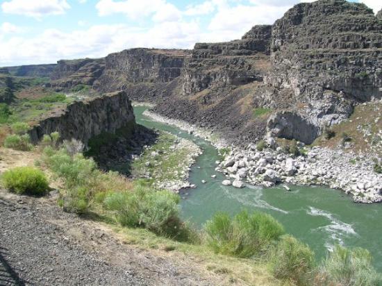 Shoshone Falls / Dierkes Lake Park - Kimberly, ID