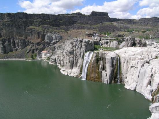 Twin Falls, ID: Shoshone Falls - Not as impressive as it could be, due to 6th straight year of drought....and th
