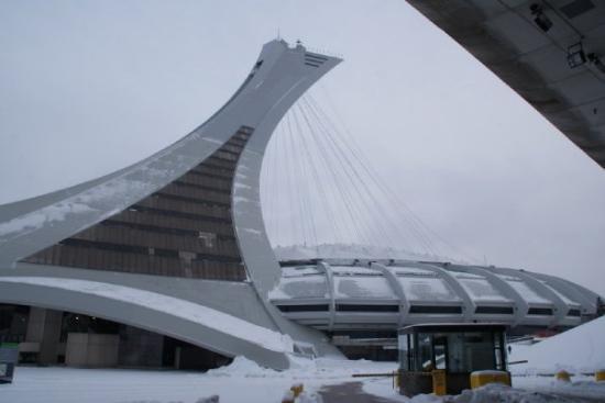 Bilde fra The Montreal Tower / La Tour de Montreal