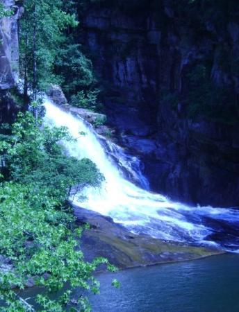 Bilde fra Tallulah Falls