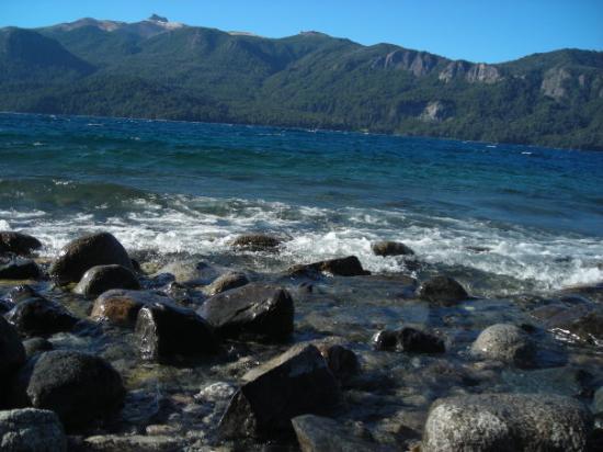 Villa Traful, Argentina: Lago Traful