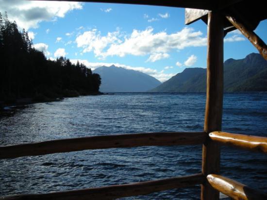 Villa Traful, Argentina: Muelle Lago Traful