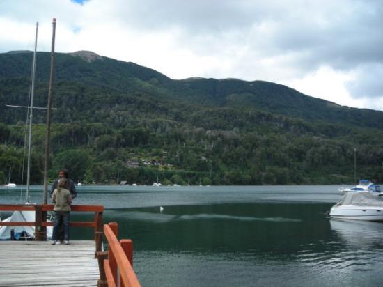 Lago Nahuel Huapi - Bahía Manzano - Villa La Angostura