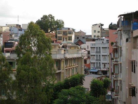 Далат, Вьетнам: Dalat Skyline, Vietnam
