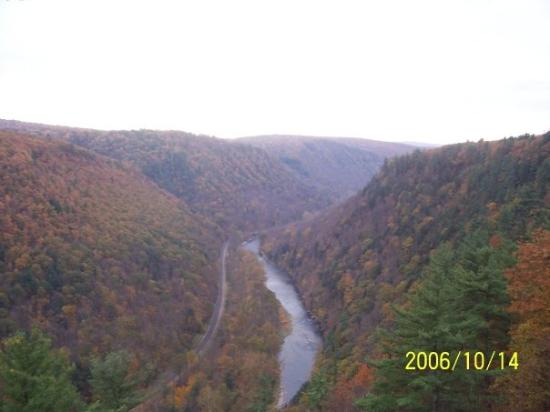 Pennsylvanie : PA Grand Canyon