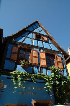 Kaysersberg, Γαλλία: Casa a Graticcio