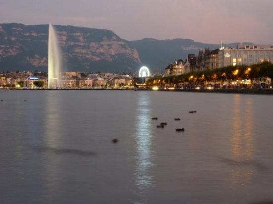 Foto de Lago de Ginebra