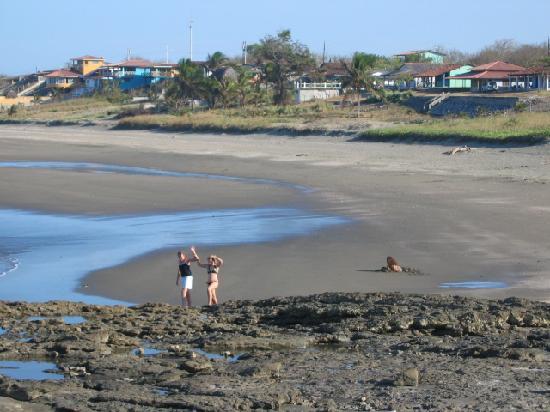 Posada del Mar: Playa Uverito