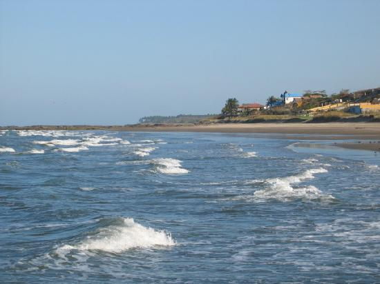 Posada del Mar : Playa Uverito