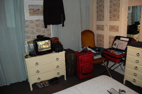 Auberge de la Claire : Room