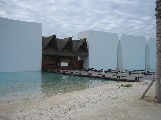 Grand Velas Riviera Maya: Entrance to the Grand Velas