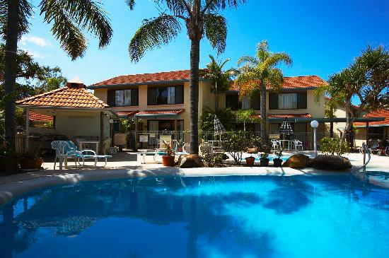 Wolngarin Holiday Resort Noosa: Poolside Townhouse Apartments 2BR