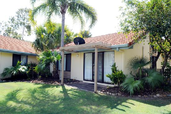 Wolngarin Holiday Resort Noosa: Single Storey Villa Apartment 2BR
