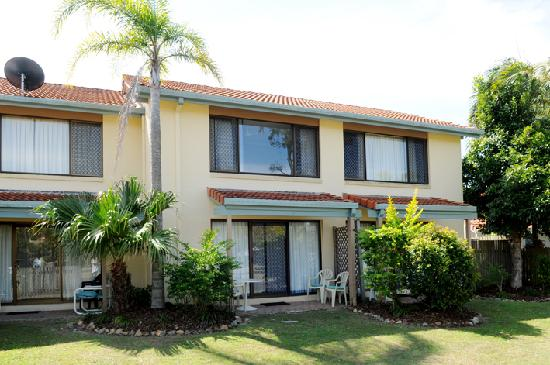Wolngarin Holiday Resort Noosa: Gardenside Townhouse Apartment 2 BR