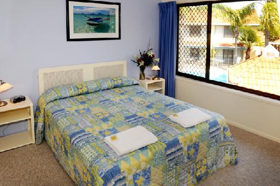 Wolngarin Holiday Resort Noosa: Main Bedroom