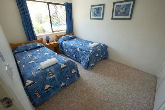 Wolngarin Holiday Resort Noosa: Twin Bedroom