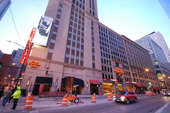 Habitaci N Picture Of Hilton Garden Inn Chicago Downtown Magnificent Mile Chicago Tripadvisor