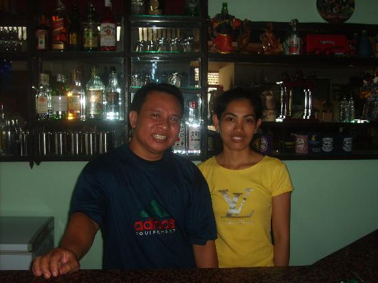 Mades Homestay: Great staff