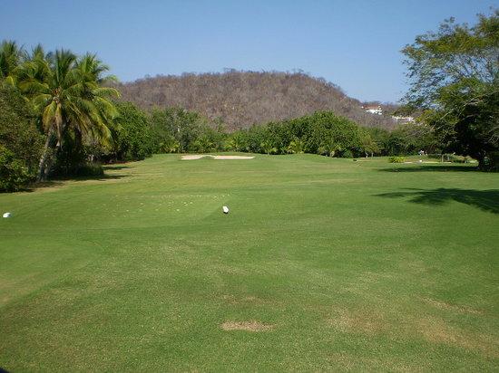 Campo de Golf Tangolunda