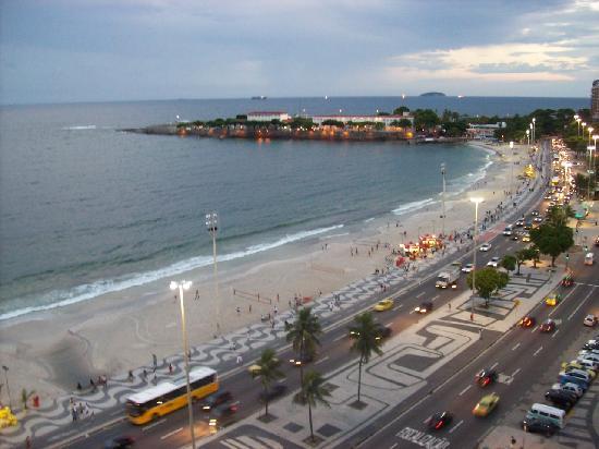 Rio de Janeiro, RJ: Vista de Copacabana