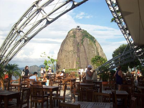 Rio de Janeiro, RJ: Vista del Pan de Azúcar desde el Urca