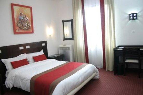 Le Grand Mellis Hotel & Spa : Une chambre standard
