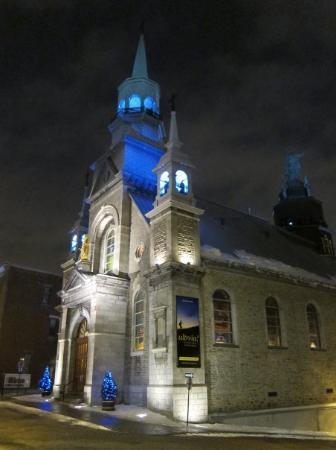 Chapelle Notre-Dame-de-Bonsecours : Chapelle Notre-Dame-de-Bon-Secours