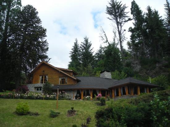 Вилья-Ла-Ангостура, Аргентина: Bahía Manzano - Villa La Angostura