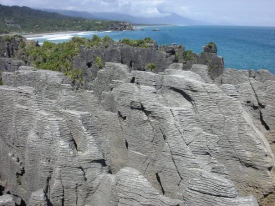 Punakaiki, New Zealand: Pancake Rocks NZ