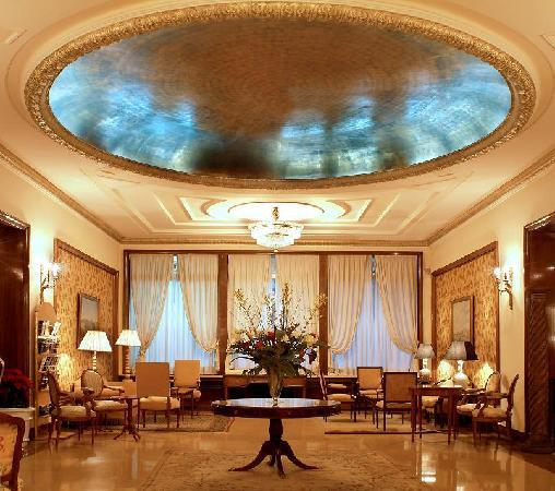 Principe Pio Hotel : Hall