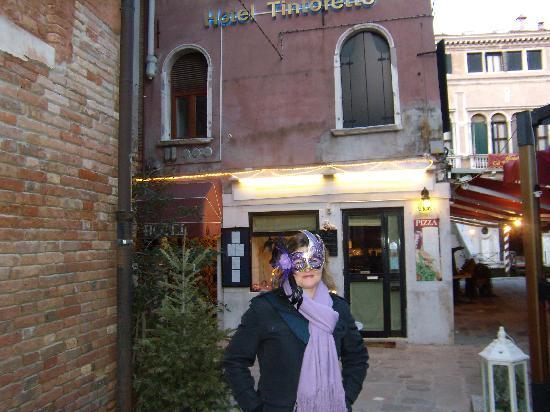 Hotel Tintoretto: ristorante collegato all'hotel