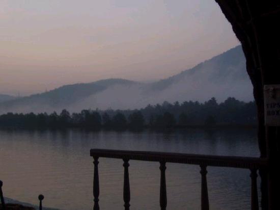Jungle Lodges Devbagh Beach Resort: Dawn