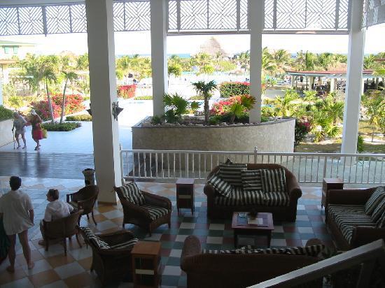 halle d 39 entr e picture of iberostar playa blanca cayo largo tripadvisor. Black Bedroom Furniture Sets. Home Design Ideas
