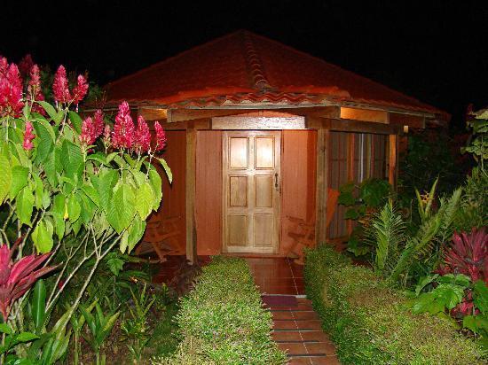 Hotel Villas Vista Arenal: Nuestra cabina