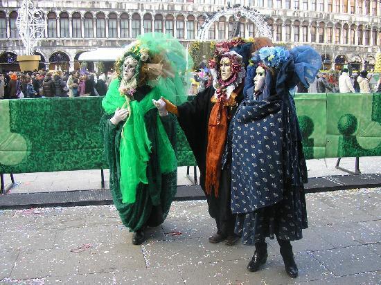 Alloggi Sardegna: Carnevale in Piazza 2010