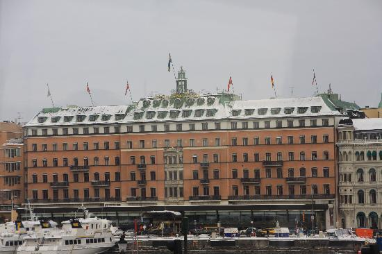 The grand hotel stockholm sweden picture of grand for Hotel stockholm