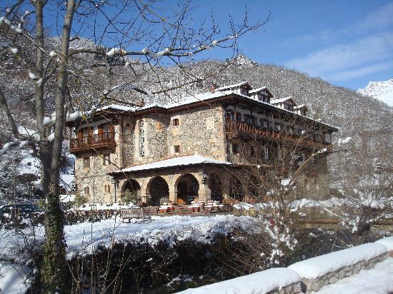 Hotel del Oso: Hotel