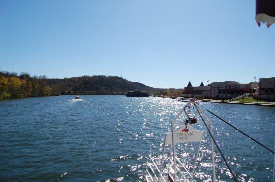 Branson Landing: Lake Taneycomo, Branson, MO