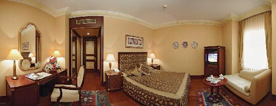 Eresin Crown Hotel Sultanahmet : double room