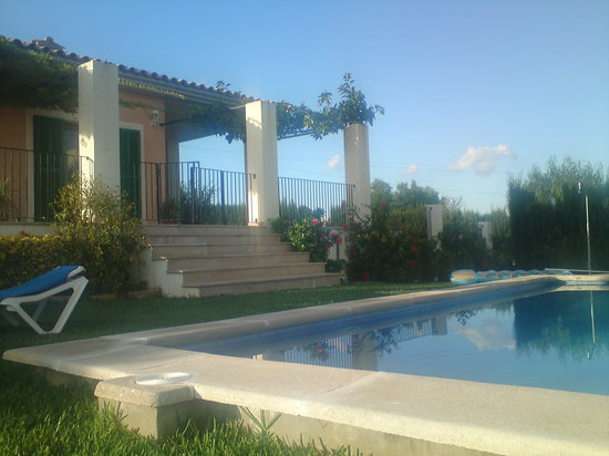 Villa Tia Catalina : villa and pool