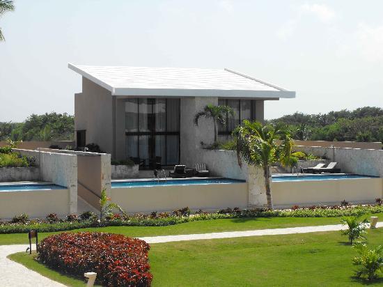 Suite With Pool Picture Of Catalonia Royal Bavaro Punta Cana Tripadvisor