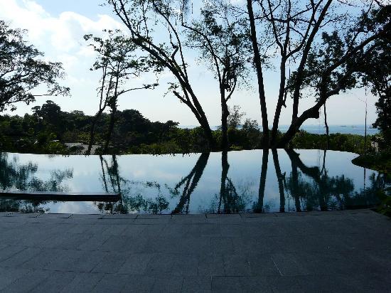 Capella Singapore: capella pool