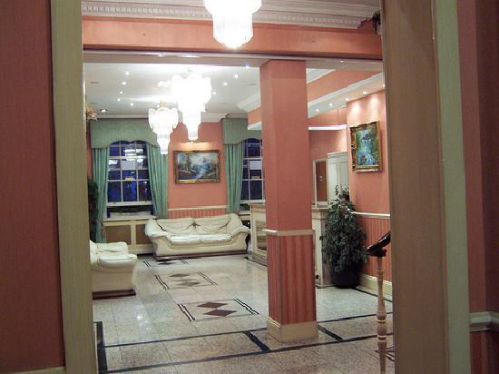 Alexandra Hotel: Vestibulo